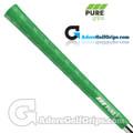 Pure Grips DTX Standard Grips - Green