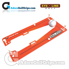 EyeLine Golf Slot Trainer System Putting Aid - Ball Path