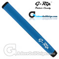 G-Rip ST-1 Straight Taper Midsize Putter Grip - Blue / Black