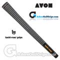 Avon Tacki-Mac Tour Select Midsize Grips - Black / White