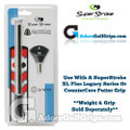 SuperStroke CounterCore Threaded Back Weight & Wrench - 75 Grams
