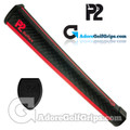 P2 Reflex Giant Putter Grip - Black / Red