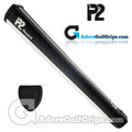 P2 React Jumbo Putter Grip - Black / White