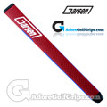 Garsen Golf G-Pro Quad Tour Proto Midsize Putter Grip - Red / Blue