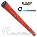 Champ C4 Grips - Hot Red / Black / White