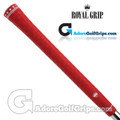 Royal Grip Link Tech Grips - Red