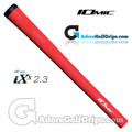 Iomic iXx Series LTC 2.3 Grips - Red / Black