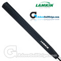 Lamkin Deep Etched Paddle Putter Grip - Black