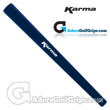 Karma Smoothie Paddle Putter Grip - Blueberry Blue