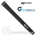Karma Velour Jumbo Grips - Black