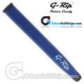 G-Rip FL-1 Jumbo V-Shape Light Putter Grip - Blue