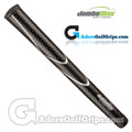"JumboMax Tour Series Jumbo (JUNIOR +1/8"") Grips - Black / Silver"