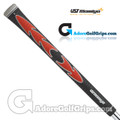 UST Mamiya Pro DV Torsion Half Cord Grips - Black / Red