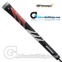UST Mamiya Comp DV Torsion Grips - Black / Red / White