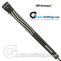 UST Mamiya Comp DV2 Torsion Control Grips - Black / White