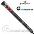 SuperStroke Cross Comfort Undersize / Ladies Grips - Black / Red