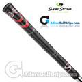 SuperStroke Cross Comfort Midsize Grips - Black / Red