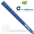 Pure Grips DTX Midsize Grips - Blue