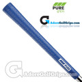 Pure Grips P2 Wrap Standard Grips - Blue