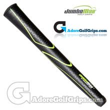 "JumboMax Tour Series Giant (X-LARGE +3/8"") Grips - Black / Lime Green"