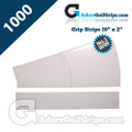 Premium Double Sided Pre-Cut Grip Tape Strips - 1000 Pack