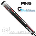 Ping PP61 Midsize Pistol Putter Grip - Black / Red / White