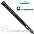Lamkin Comfort Standard PLUS Grips - Black / Red / White