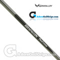 "Grafalloy ProCustom Wood Combination Shaft - 0.335"" Tip - Black / Silver"