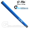 G-Rip Wave Pistol Putter Grip - Blue