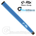 G-Rip Big Wave Midsize Pistol Putter Grip - Blue