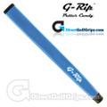 G-Rip Big Wave Midsize Pistol Putter Grip - Blue