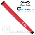 G-Rip Big Wave Midsize Pistol Putter Grip - Red