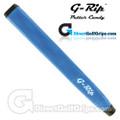 G-Rip Fat Wave Jumbo Lightweight Pistol Putter Grip - Blue