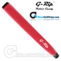 G-Rip Fat Wave Jumbo Lightweight Pistol Putter Grip - Red