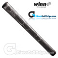 Winn Dri-Tac Jumbo Soft Feel Grips - Dark Grey / Black