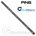 Ping AVS 21 Inch Pistol Long / Belly Putter Grip - Grey