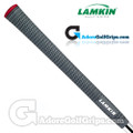 Lamkin Crossline ACE 3GEN Midsize Grips - Grey / Red