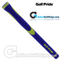 Golf Pride Niion Grips - Blue / Yellow