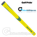 Golf Pride Niion Grips - Yellow / Blue