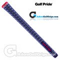 Golf Pride Z-Grip Patriot Grips - Blue / White / Red