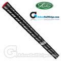 Lamkin Perma Wrap ACE 3GEN Midsize Grips - Black / Red