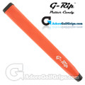 G-Rip Fat Wave Jumbo Lightweight Pistol Putter Grip - Orange