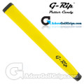 G-Rip Fat Wave Jumbo Lightweight Pistol Putter Grip - Yellow