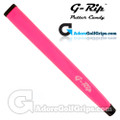 G-Rip Big Wave Midsize Pistol Putter Grip - Neon Pink