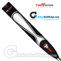 2 Thumb The Daddy Midsize Putter Grip - Black / White