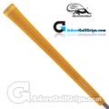 Iguana Golf Classic Velvet Half Cord Grips - Yellow