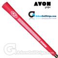 Avon Chamois Grips - Red / White