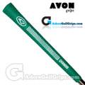 Avon Chamois Jumbo Grips - Green / White