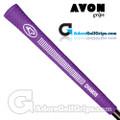 Avon Chamois Jumbo Grips - Purple / White