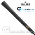 Royal Grip V-Sand Wrap Grips - Black